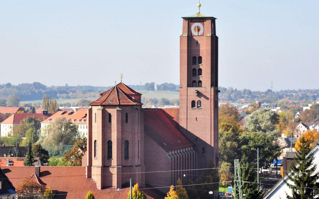 Wöchentlicher Gottesdienstanzeiger St. Thaddäus und St. Wolfhard im Thaddäus-Zentrum