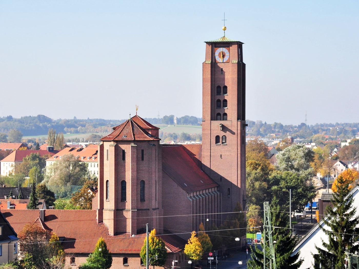 St. Thaddäus